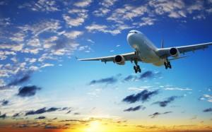 Первый полет на самолете