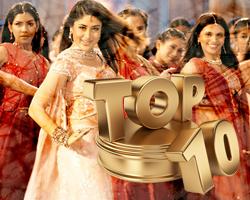 ТОП-10 самых красивых и популярных индийских актрис