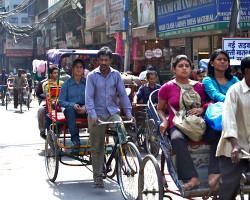 Такси и рикши — нюансы городского транспорта в Индии