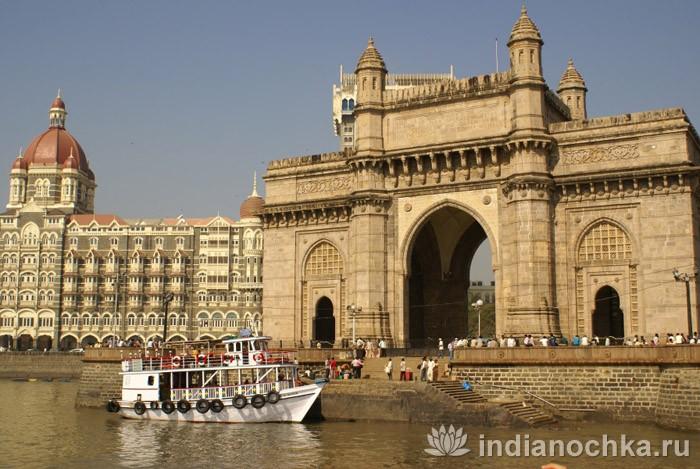 Ворота Индии в Мумбаи