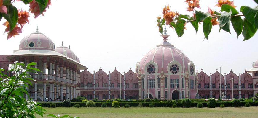 Ашрам Саи Бабы в Индии