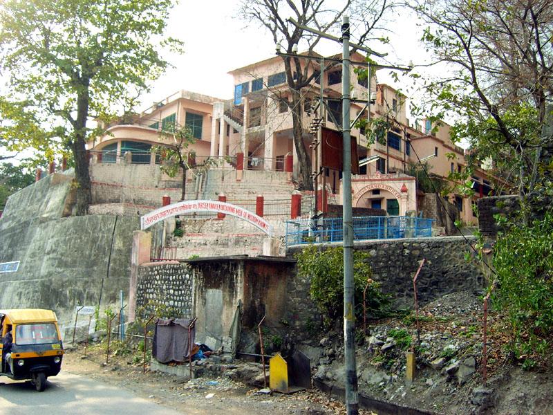 Ашрам Шивананда в Ришикеше
