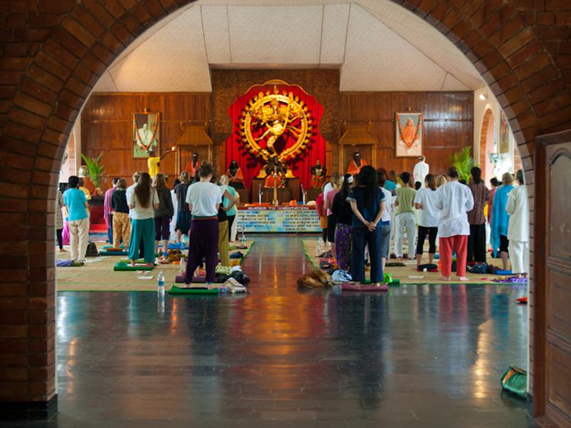 Йога-ашрам Шивананда