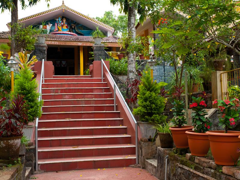 Ашрам Шивананда в Керале