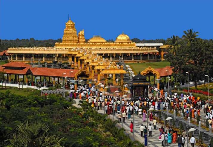 Храм Тирупати в Пуне