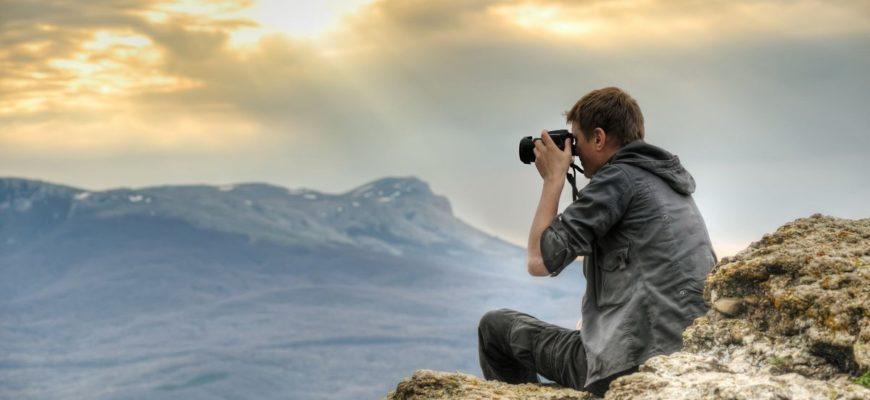 Выбрать фотоаппарат для путешествий