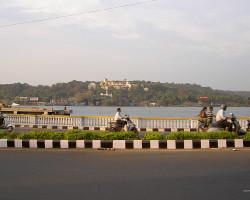 Панаджи - столица Гоа