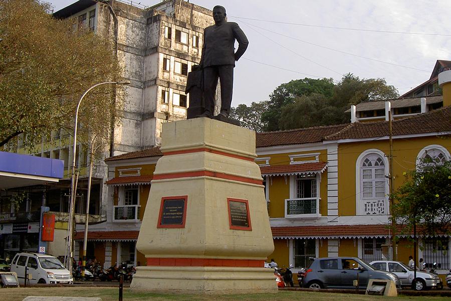 Столица Гоа