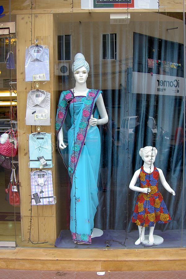 Магазин одежды в Панаджи