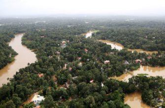 Наводнение в Керале