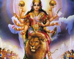 Богиня Дурга в Индуизме