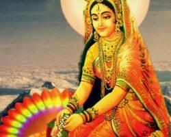 Парвати богиня в Индии