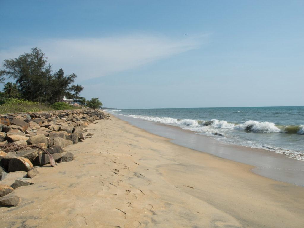 Пляж Черай Керала
