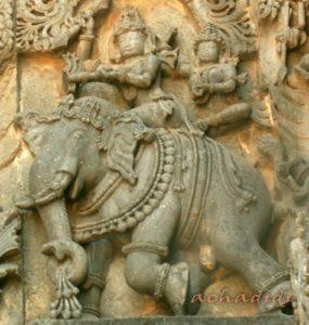 Индра бог