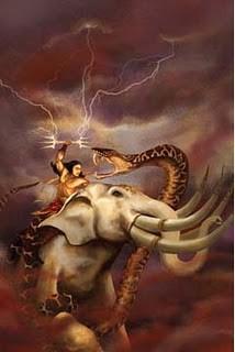 Бог Индра