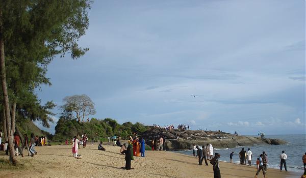 Пляж Каппад Керала