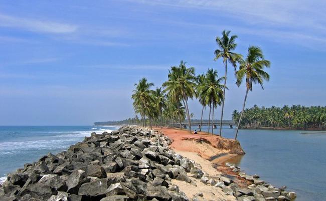 Пляж Капил Керала