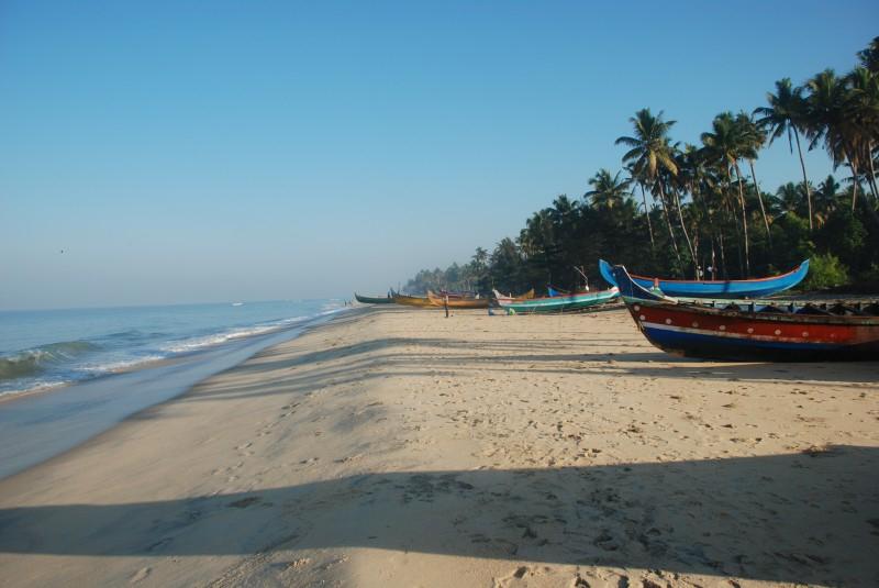 Пляж Марари Керала