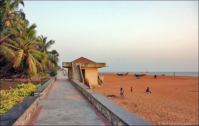 Пляж Вели Керала