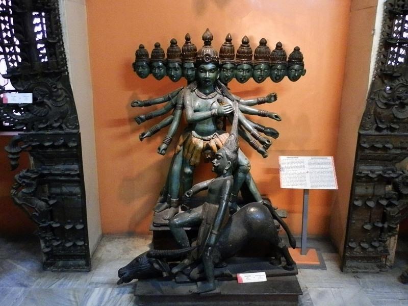 Музей в Пуне, экспонат