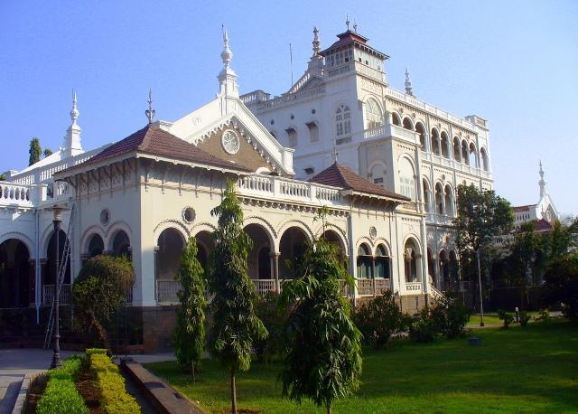 Дворец Ага-Хана в Пуне