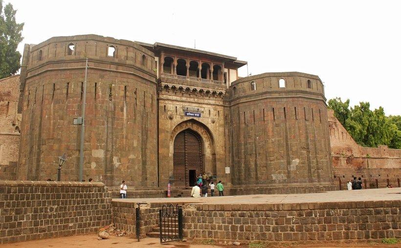 Форт-дворец в Пуне