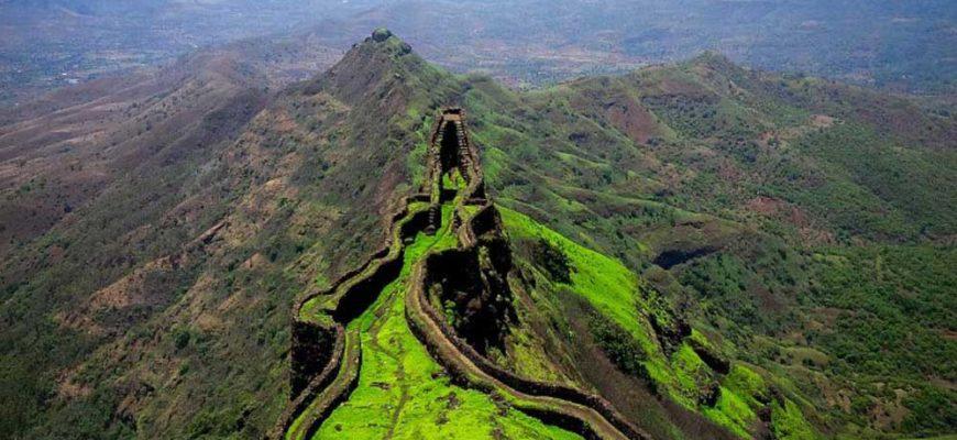 Штат Махараштра в Индии