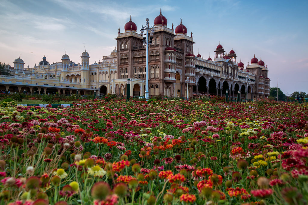 Майсур Дворец Махараджи