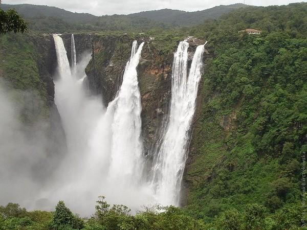 Водопады Йог в Карнатаке